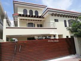 One Kanal House For Sale In g-15