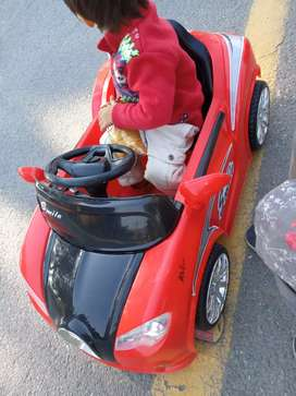 Electric car for small kids.age upto 6years