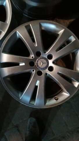 Single Or2 GENUINE alloy wheel Avail Of al AUDI VW BMW SKODA HINDA ETC
