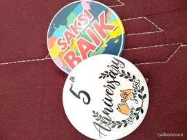 Pin diameter UK. 5,8cm