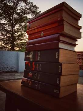 Novels on sale