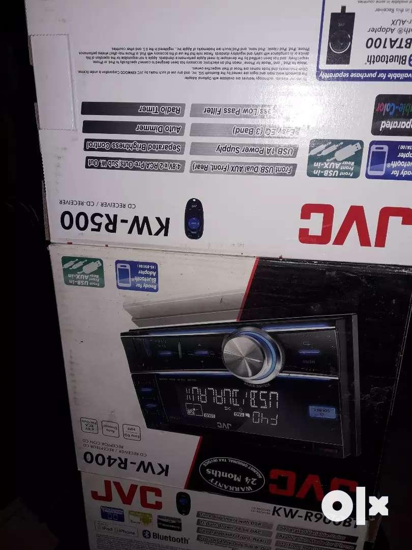 Jvc car audios speakers 0
