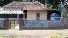 Land with 15 cents area is for sale in Paruthipully, Palakkad, Kerala