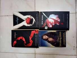 Twilight saga 4 book set