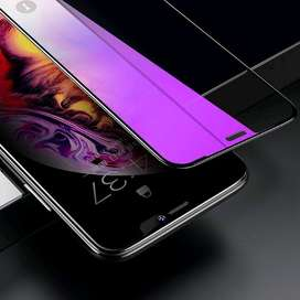Tempered glass Blue Light iphone XS full lem screen protector