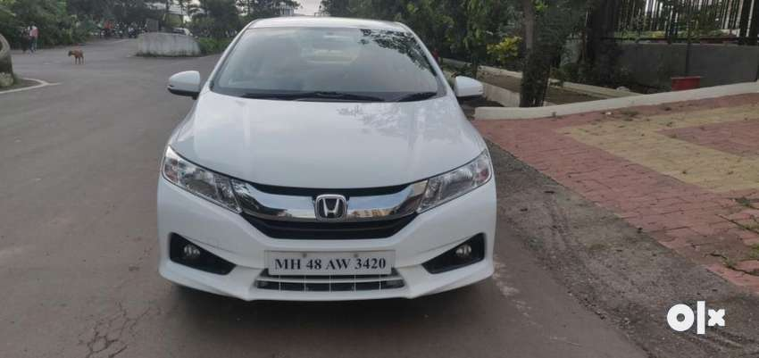 Honda City 1.5 V Manual, 2017, Petrol 0