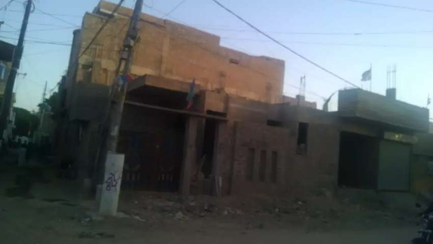 House for sell in landhi 36/b 0
