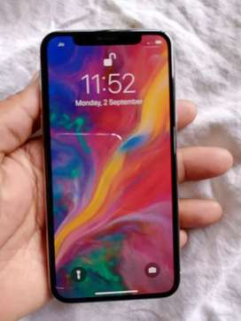 IPhone X 64GB with all accessories available