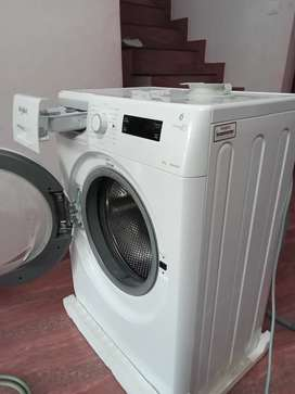 Whirl pool washin machine