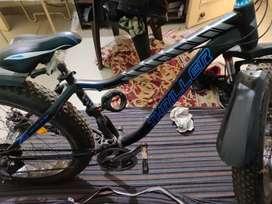 Thriller shimano gears Fat Bike