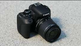 Canon 800 D Camera