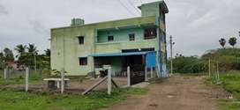 House w/car parking for rent, Near Meenakshi Med.College,NH road,
