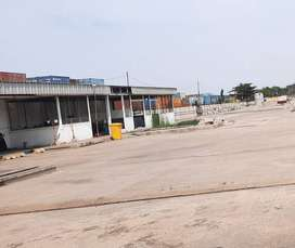 Dijual Lahan Zona Industri 2,4 Hektar  di Jl. Inspeksi Kirana,  Cilinc