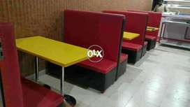 Restaurants Cafe Sofas Furniture Availble