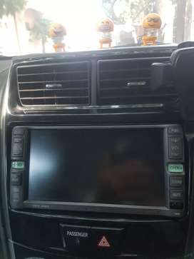 head unit double din toyota
