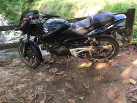 2010model single owner pulsar for sale