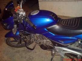 200 cc Blue Pulsar