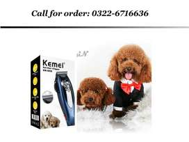 Hair trimmer for Cats and Dogs