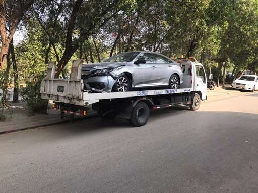 Towing services in karachi