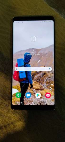 Samsung Note 8    Pta approved    Dual sim