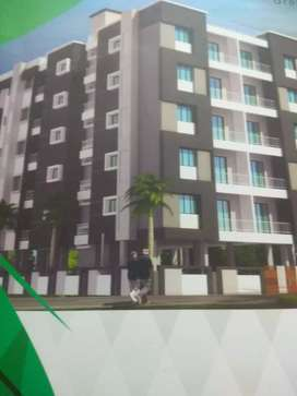 Flat for sale at corporation area.