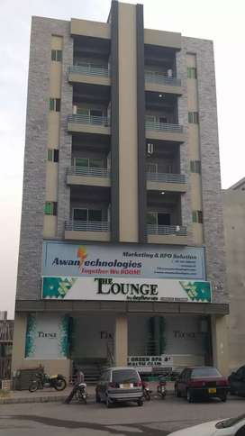 10marla plaza for sale in Civic centre Bahria town Rawalpindi phase 4
