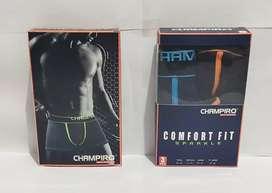 Celana Dalam Pria Boxer Champiro Ukuran XL