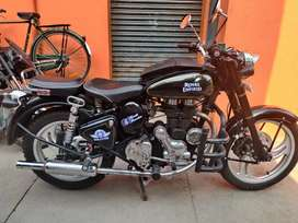 Royal Enfield vintage model