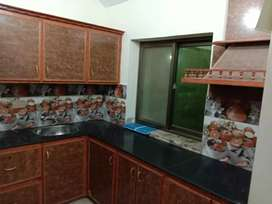 4 bed rooms  2attached bath 1 kitchen  .