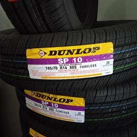 Jual ban Dunlop Sp10 185 70 r14 xenia avanza