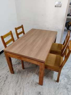 Teakwood Dining table for sale