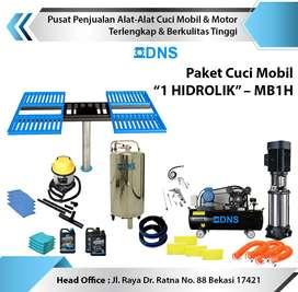 Peralatan cuci mobil 1 hidrolik H