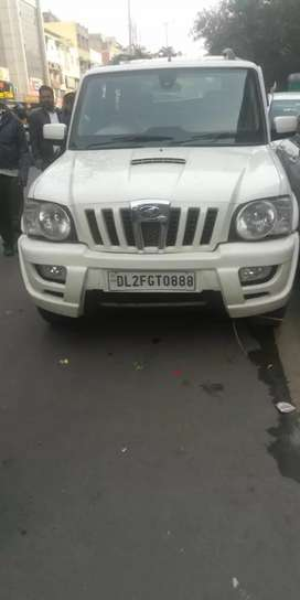 Mahindra Scorpio 2013 Diesel Good Condition