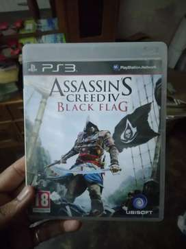 2 Ps3 games Assassin's creed and cricket