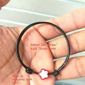 Gelang Tali Korea 2mm