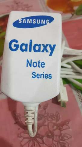 Galaxy mobile / tablet charger.