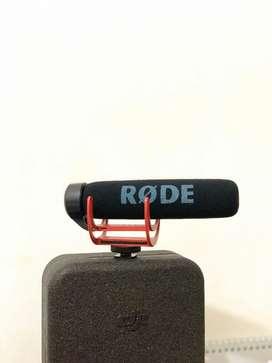 Rode Videomic Go Lightweight On Camera Microphone Original