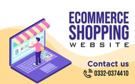 eCommerce website | web development | website design | business web