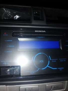 Honda city 2019 deck New not used at all