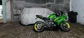 Ninja er6f 650cc