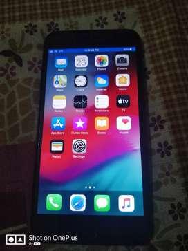 I phone 7+ 128GB (jet black)