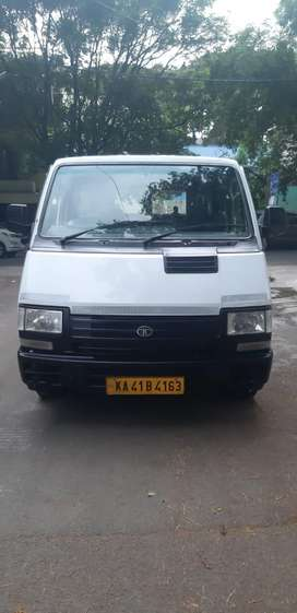 Tata Winger Deluxe - Flat Roof (Non-AC), 2015, Diesel