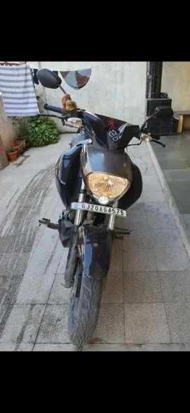 Intruder bike