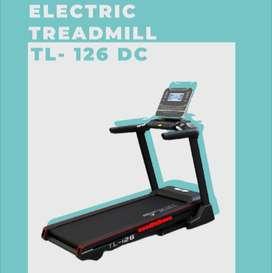 Electric Treadmill TL - 126 DC