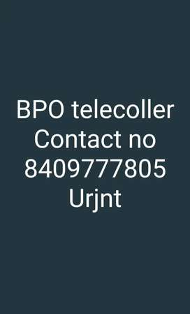 BPO telecoller experience candidate & fresher candidate