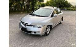 HONDA CIVIC 2010 ON MONTHLY INSTALLMENT
