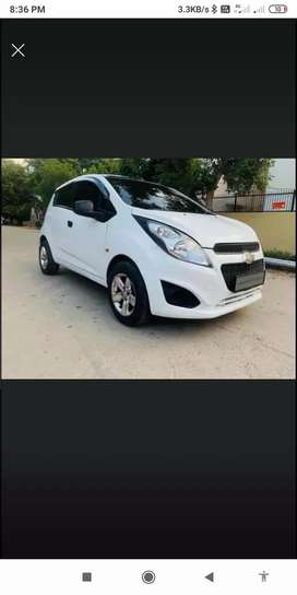 Chevrolet Beat 2015 Diesel 70000 Km Driven Parking camera , touch lcd