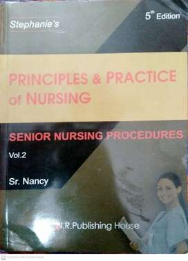 Nursing practice and principles