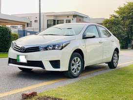 Toyota Corolla 2017 GLi, Pumber to Pubmer, 10/10 Only 23,000 km driven