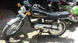 Yamaha RX100 awesome condition with FC till 2024 and good tyres